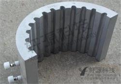 目前铸铝电加热器是国内外比较理想的加热器之一