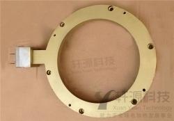 铸铜加热器的检修方便及外型尺寸