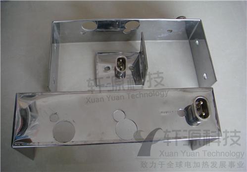 插头式不锈钢电加热板