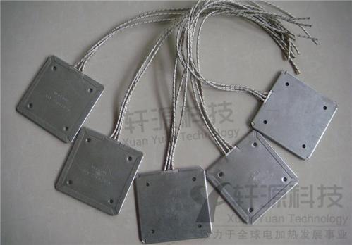 出线式不锈钢电加热板
