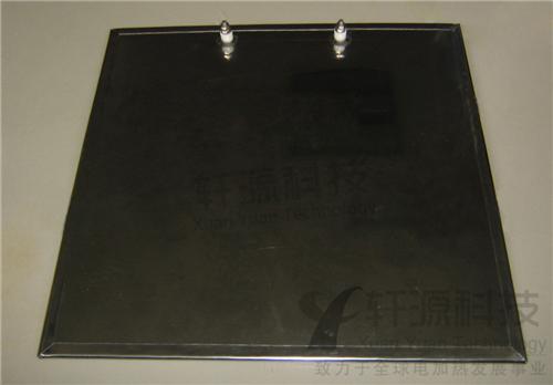 瓷柱式不锈钢加热板