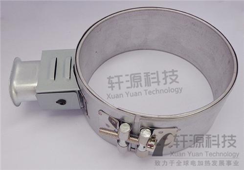 插座式不锈钢加热圈