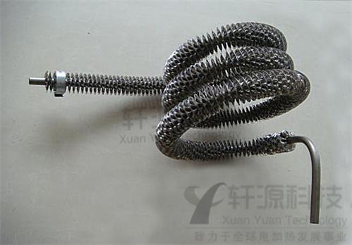 螺旋形翅片加热管