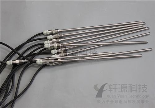 带填料函线缆单头管