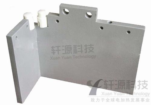 塑钢机铸铝加热板