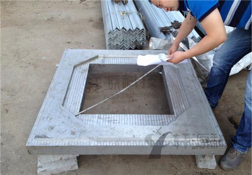 压滤机铸铝加热板