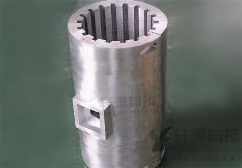 竖风槽铸铝加热圈