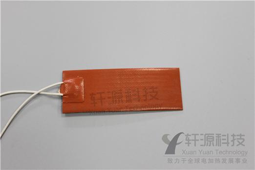 小型硅橡胶加热板