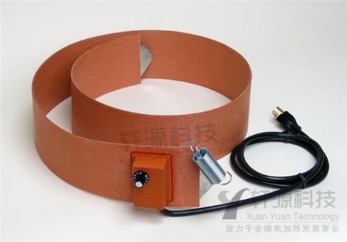 硅橡胶加热板带旋钮温控