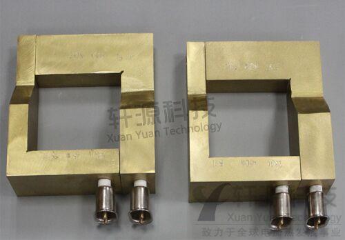 非标定制铸铜加热器