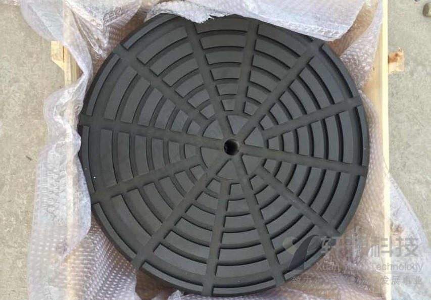 特氟龙铸铝加热盘