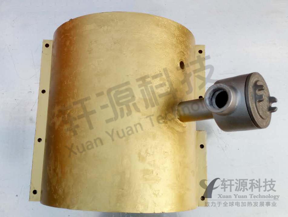 高精度铸铜加热圈