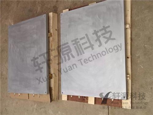 常规铸铝加热板