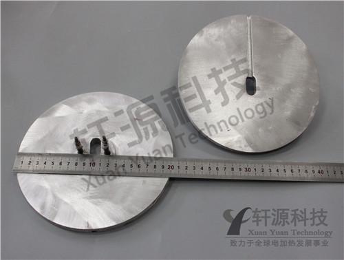 圆形铸铝加热盘