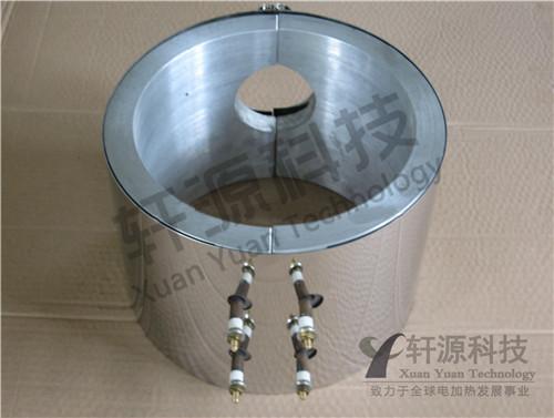 铸铝发热圈