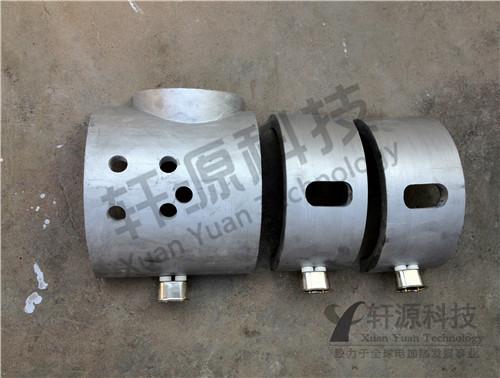 非标定制铸铝加热圈