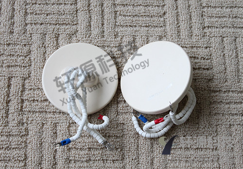 圆形带热电偶陶瓷加热板