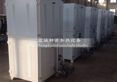 框架式电加热油炉
