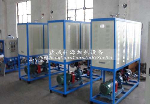 10-72KW电加热油炉