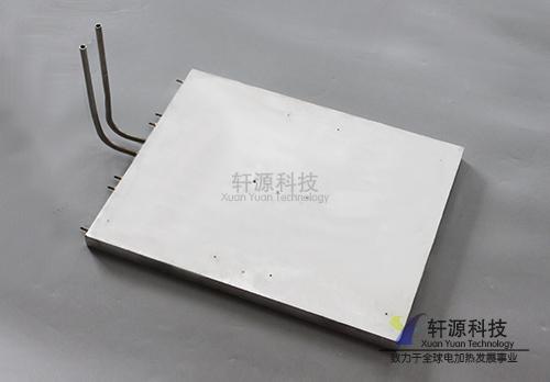 铸铝水冷板