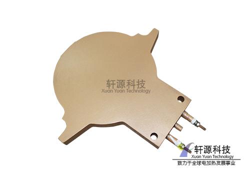 热熔焊接板
