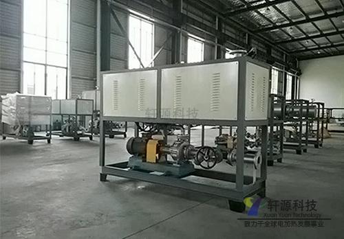 木工板压机导热油加热器