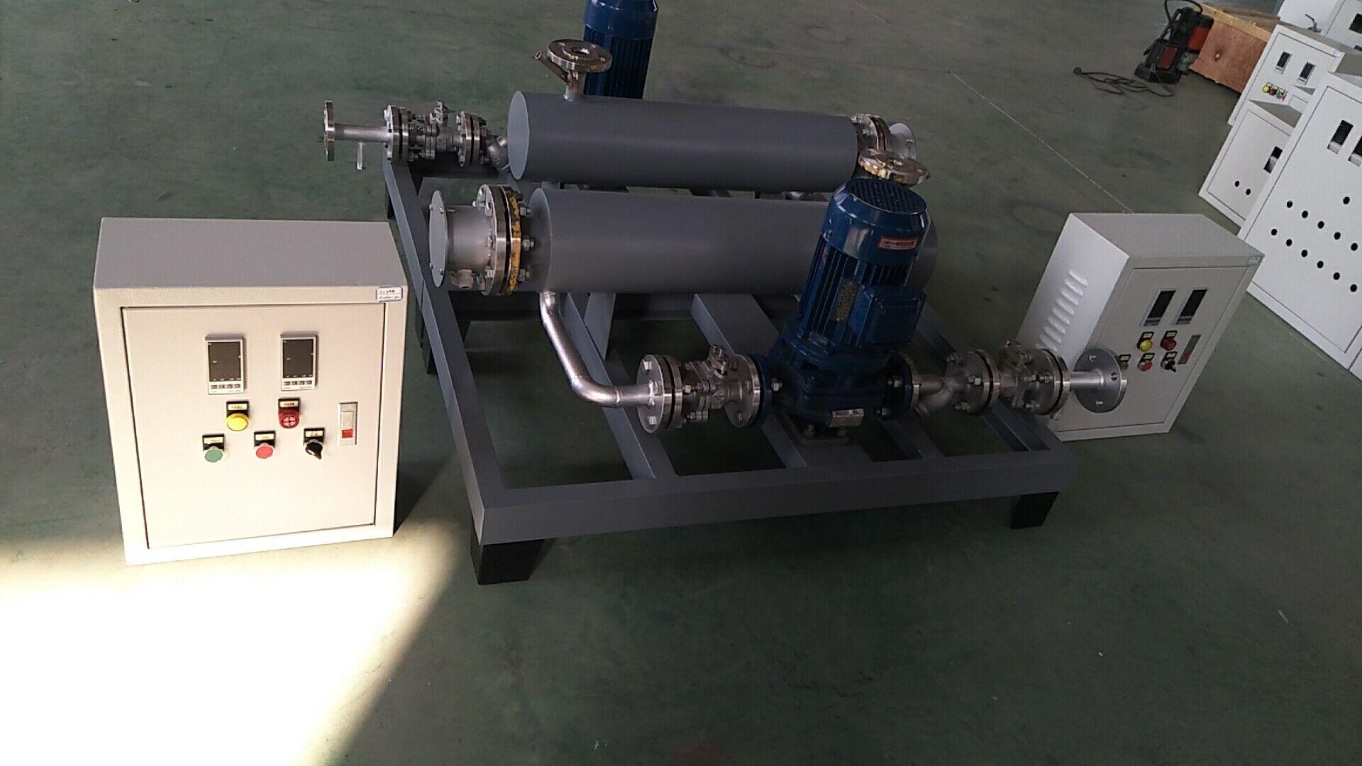 水泵管道加热器