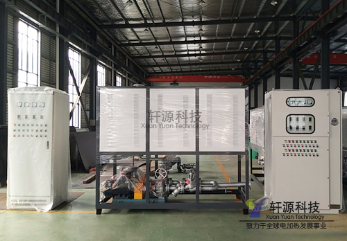 轧辊电加热导热油炉