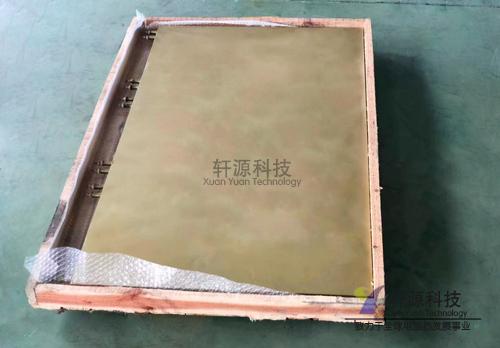 大型铸铜电加热板