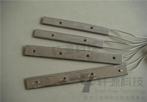 长条形不锈钢加热板