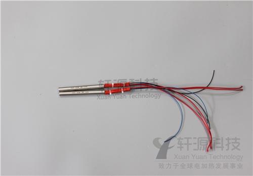 带热电偶单头电热管