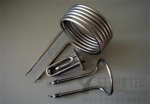 螺旋电热管