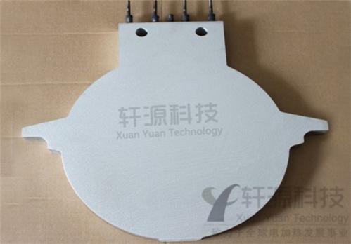 热熔焊接机铸铝加热板