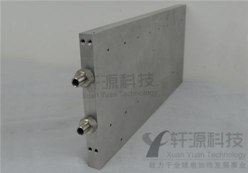水冷铸铝板