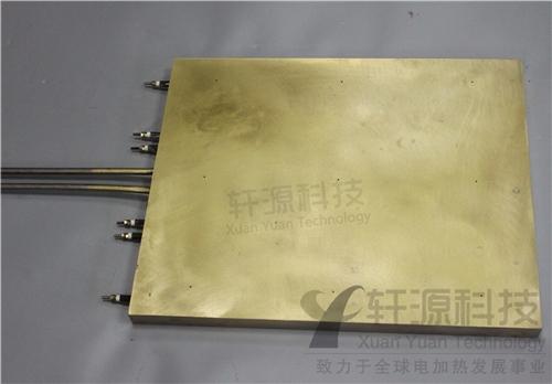 安徽水冷铸铜加热板