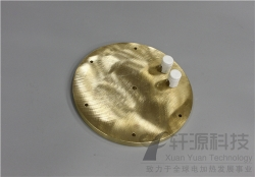 铸铜加热盘