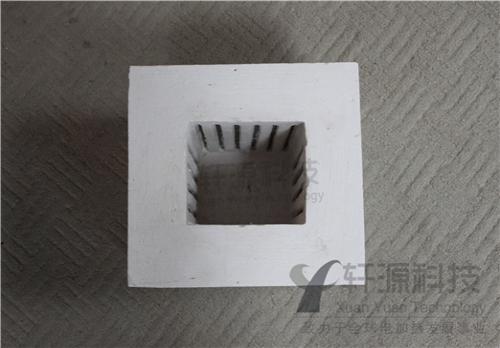 方形陶瓷纤维加热炉膛