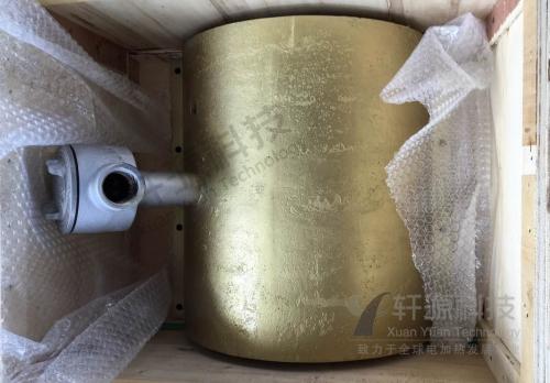 铸铜加热圈带接线盒