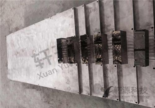 接线盒铸铝加热板