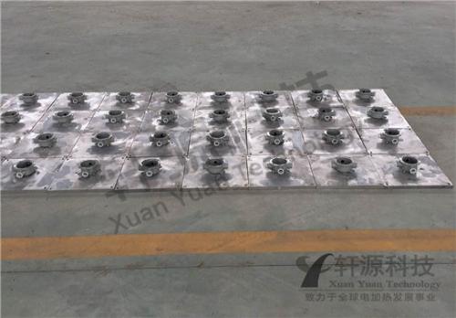 防爆铸铝加热板
