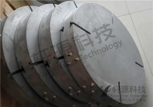 硫化机铸铝加热盘