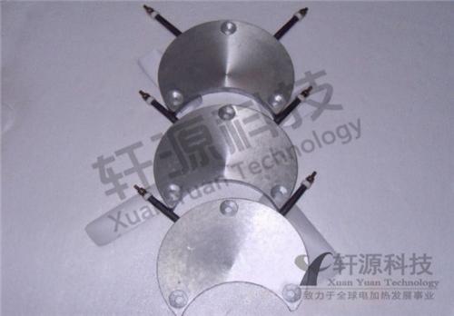 非标定制铸铝加热盘