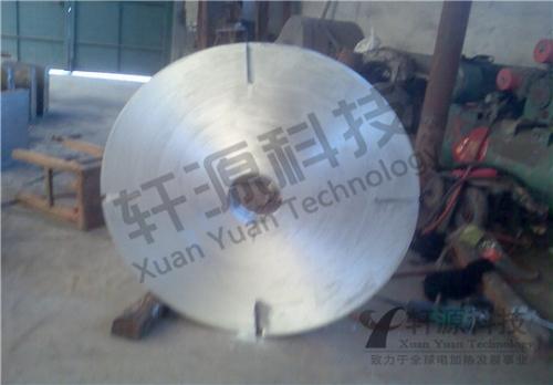 大型铸铝加热盘