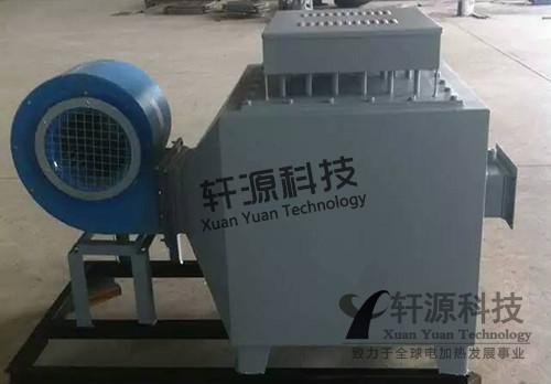 撬装风道加热器