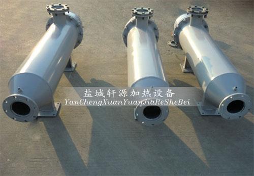 重油管道式加热器