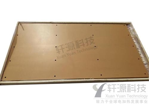蜂窝纸板包装电烫板