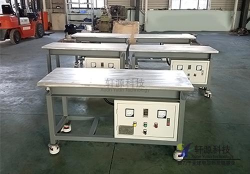安徽铸铝预热平台