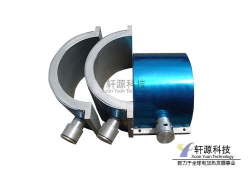 哈夫式铸铝加热圈