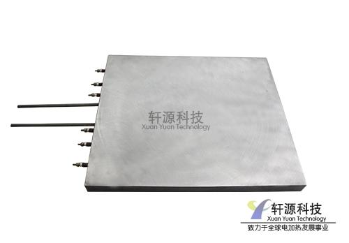 天津水冷铸铝加热板