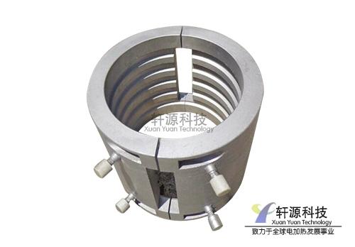 天津内风槽铸铝加热圈